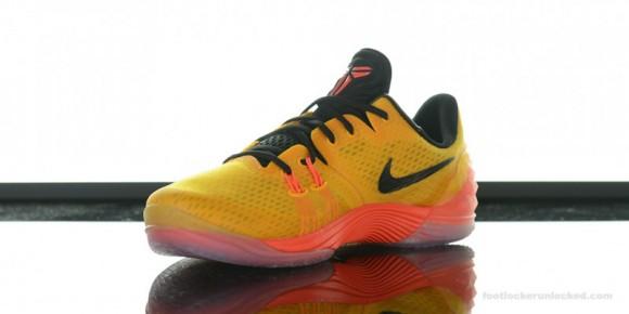 Nike Zoom Kobe Venomenon 5 'University Gold' Arriving at Retailers Now 4