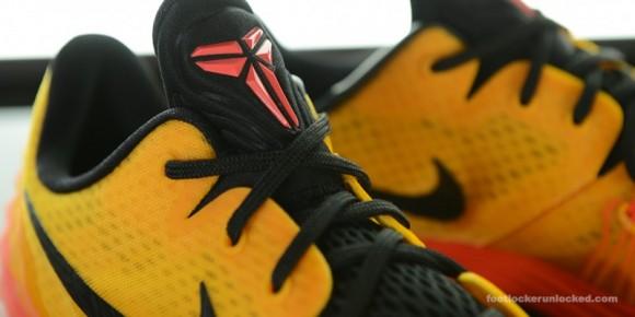Nike Zoom Kobe Venomenon 5 'University Gold' Arriving at Retailers Now 8