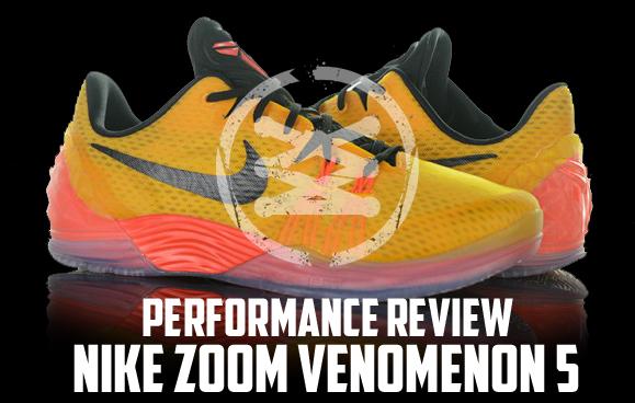 Nike Zoom Venomenon 5 Performance Review Main