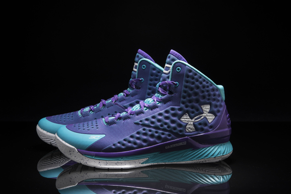 One Last Look At The 'Father to Son' Under Armour Curry One Before They Release 2