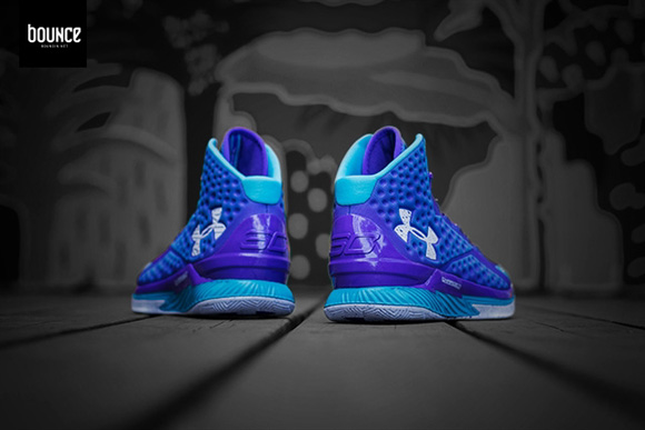 Under Armour Curry One 'Father to Son' - Up Close & Personal 2