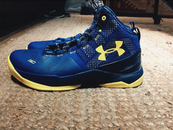 Under Armour Curry Two 'DubNation' Sample 1
