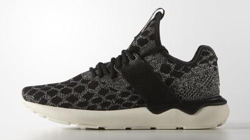 adidas Tubular Primeknit 'Black'