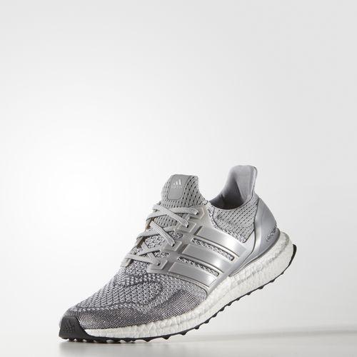 Adidas Ultra Boost GreyMetallic Silver (by