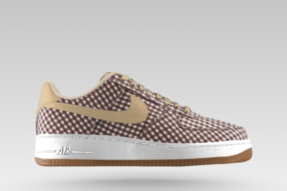 nikeiD air force 1 classic patterns 1