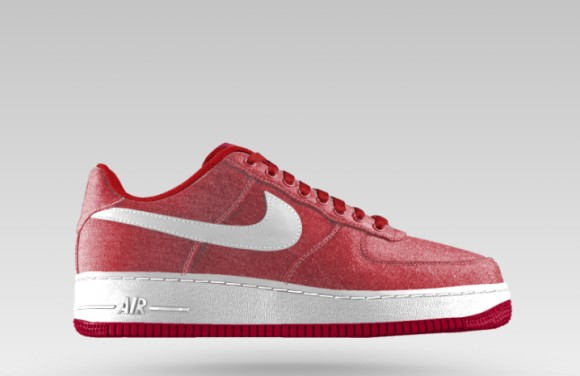 nikeiD air force 1 classic patterns 2