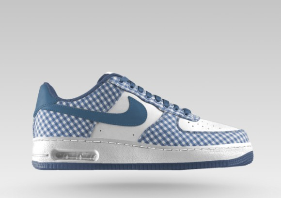 nikeiD air force 1 classic patterns 4