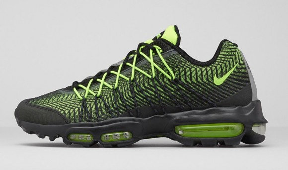 The Nike Air Max 95 Receives a Green Gradient Upgrade The