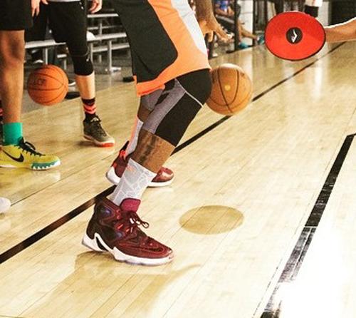 A Closer Look at The Nike LeBron 13 Main