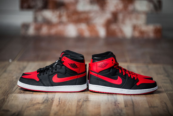 Air Jordan 1 Ajko Bred 2012 Vs 2015 Comparison Weartesters