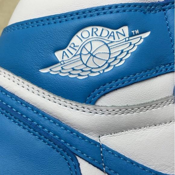 Air Jordan 1 High OG 'UNC' - Release Date 3