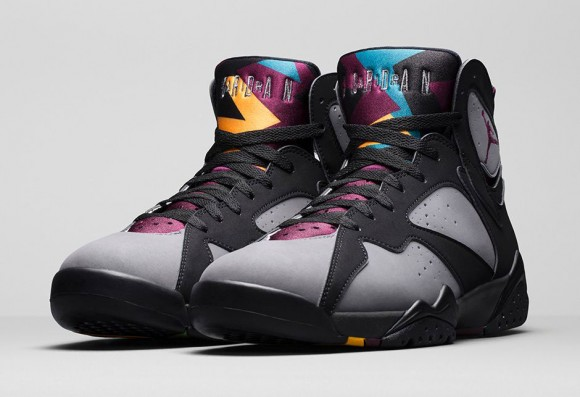 Air Jordan 7 Retro 'Bordeaux' – Official Look + Release Info 1