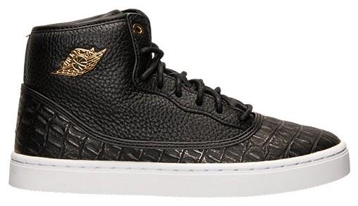 Air Jordan Jasmine Black Metallic Gold