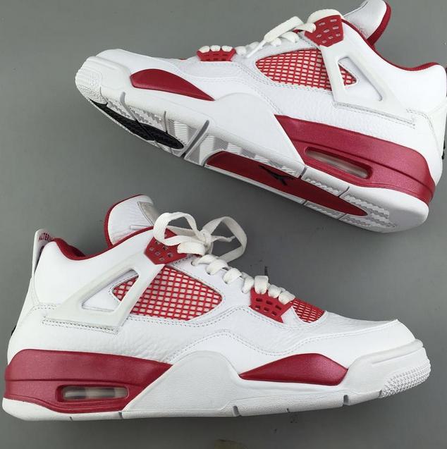 buy online 1b186 f18ed An Up Close Look at the 'Alternate 89' Air Jordan 4 Retro ...