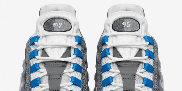 Nike Air Max 95 With New NIKEiD Options