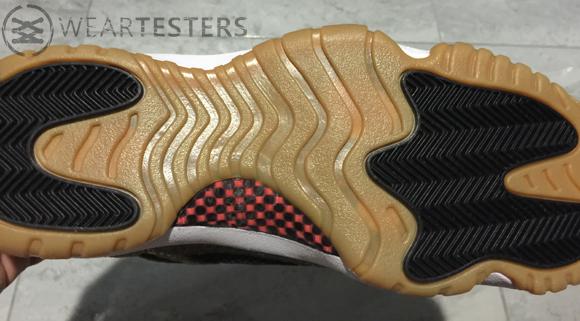 Get A Detailed Look At The Air Jordan 11 IE Low Retro 'Croc' 9