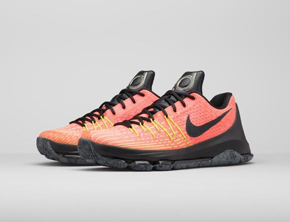 Get An Official Look At The Nike KD8 'Hunt's Hill' 1