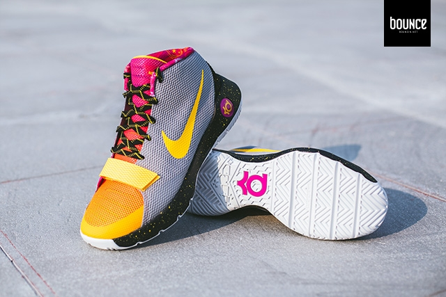 Get Up Close And Personal With Nike Basketball's Limited RISE Collection 4