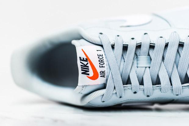 """Nike Air Force 1 Low """"Pure Platinum"""" 5"""