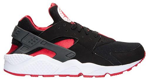 Nike Air Huarache 'Bred' lateral side