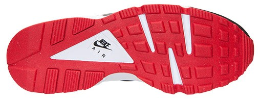 Nike Air Huarache 'Bred' outsole