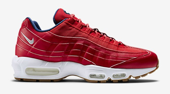 Nike Air Max 95 'Independence Day' lateral side