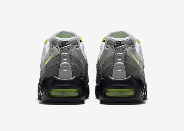 Nike Air Max 95 Og Neon Heel Weartesters