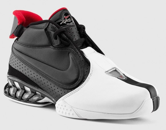Nike Air Zoom Vick 2 black red og
