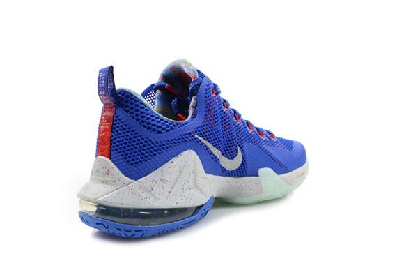 Nike Basketball Adds The Nike LeBron 12 Low To The 'Rise' Collection 5