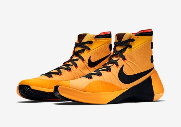lino electo Tectónico  Nike Hyperdunk 2015 'Bruce Lee' - Official Look - WearTesters