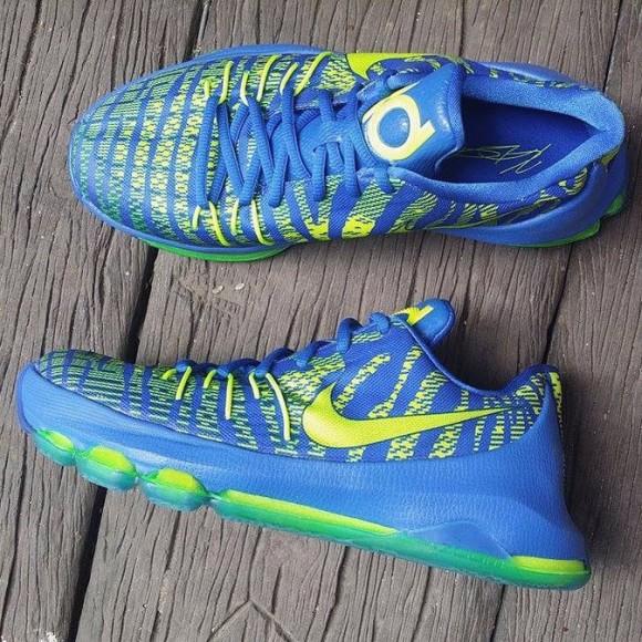 Nike KD 8 'Hyper Cobalt' - Release Date 1