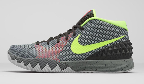 Nike Kyrie 1 'Dungeon' - Official Look + Release Info 2