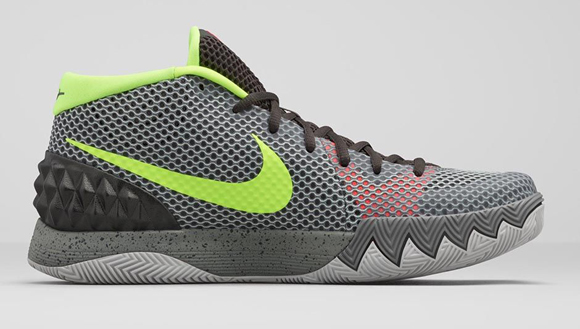 Nike Kyrie 1 'Dungeon' - Official Look + Release Info 3