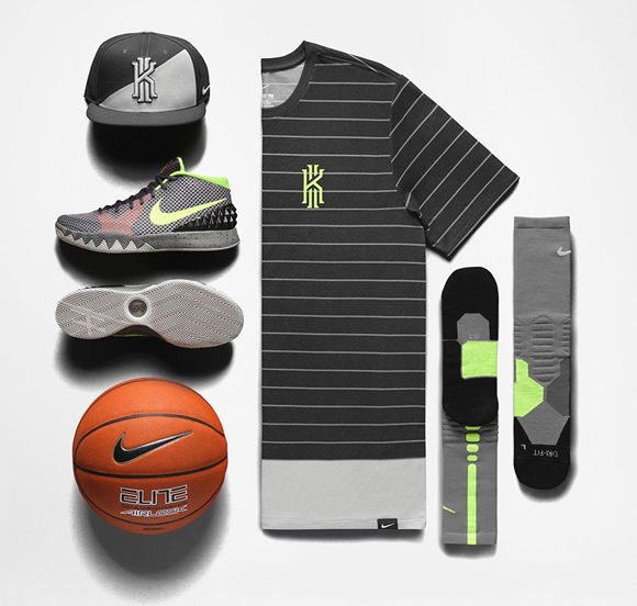 Nike Kyrie 1 'Dungeon' - Official Look + Release Info 7