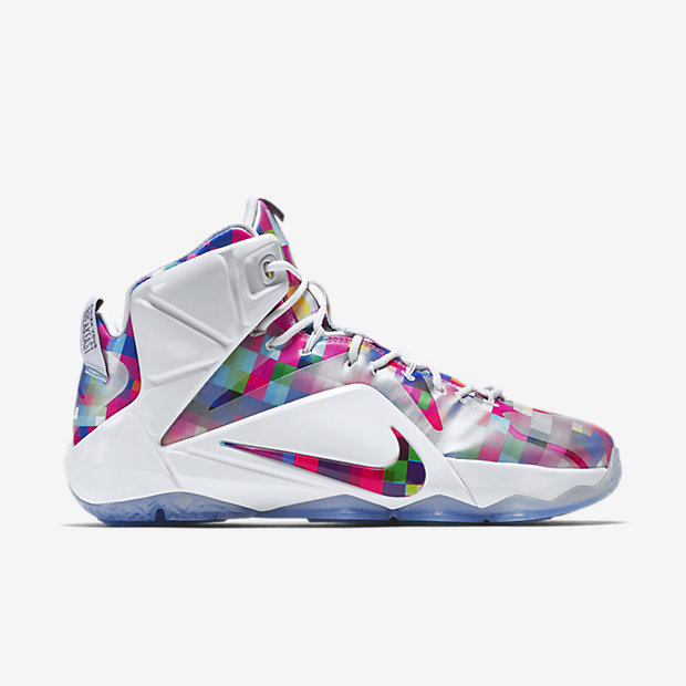 the best attitude 5f881 2747b Finish Your Breakfast In Style With This Nike LeBron 12 EXT ...