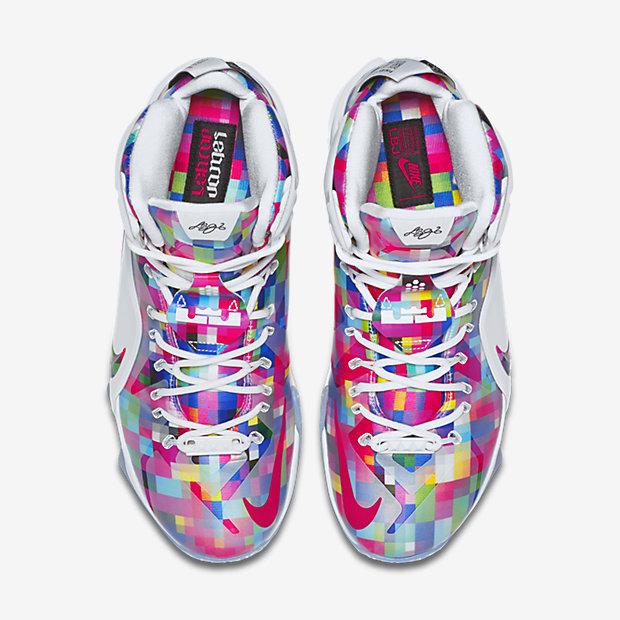 Nike LeBron 12 EXT - WearTesters