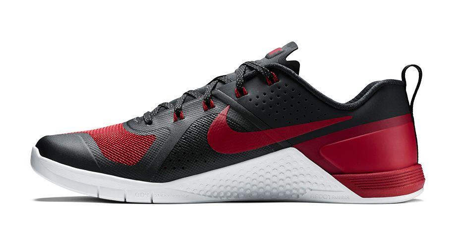 Nike Metcon 1 'Banned' Jordan medial