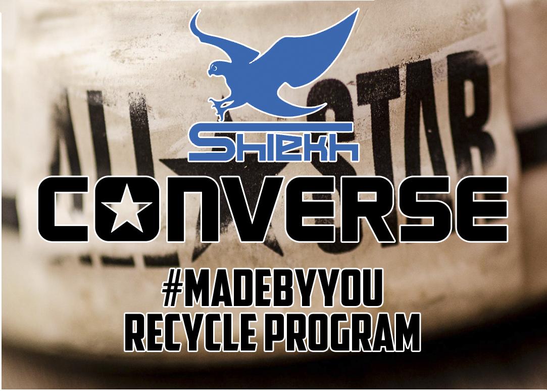 Shiekh Converse