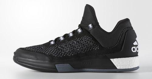 adidas Crazylight Boost 2015 PrimeKnit Black WearTesters