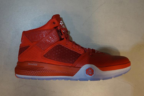 adidas D Rose 773 IV In Tonal Red and Blue Options 1
