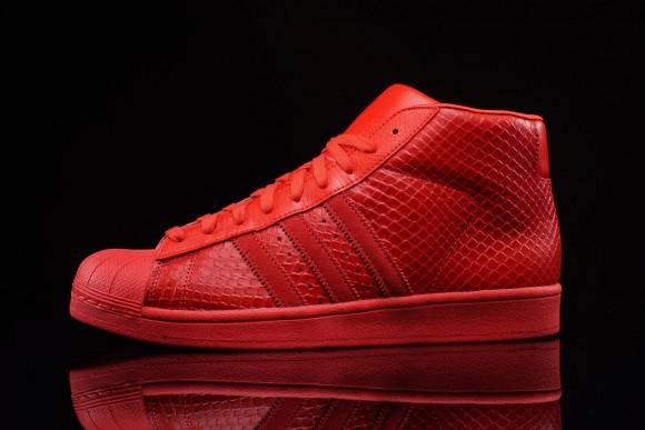 adidas Pro Model  'Red October'-2