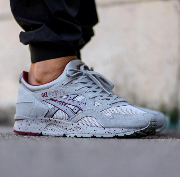 sports shoes cbc4c db4e7 This Latest Asics Gel-Lyte V is Killer - WearTesters