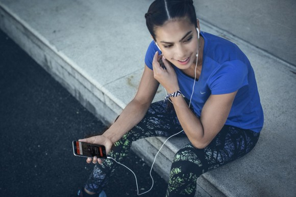 nike running and spotify 1