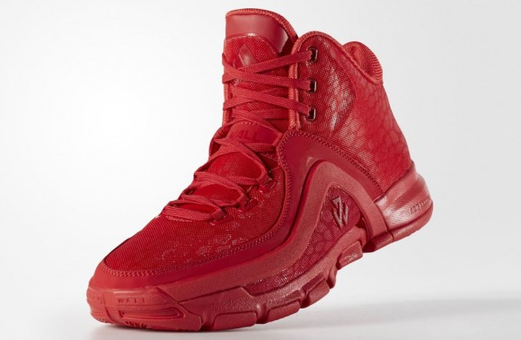 A Detailed Look at The adidas J Wall 2 in Red 2