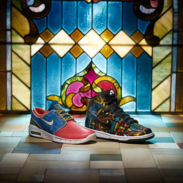 Concepts x Nike SB Dunk High & Janoski Max 'Holy Grail'