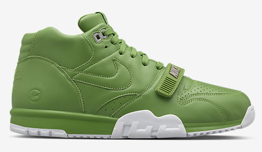 Fragment x Nike Air Trainer 1 Mid 'Chloryphill'