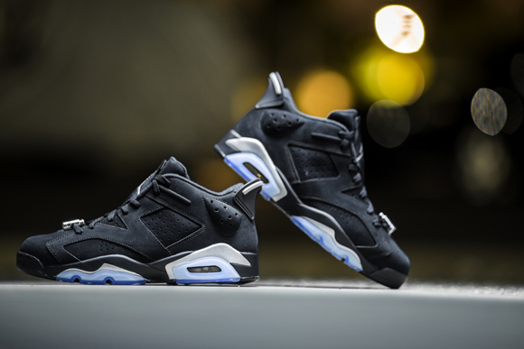 online store db129 d99b0 Get Up Close and Personal with the Air Jordan 6 Retro Low in ...