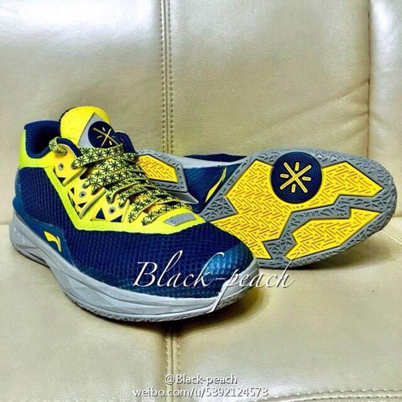 Get a Detailed Look at the Li-Ning Way of Wade 4 in a Marquette Colorway 1