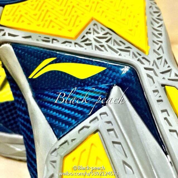 Get a Detailed Look at the Li-Ning Way of Wade 4 in a Marquette Colorway 5