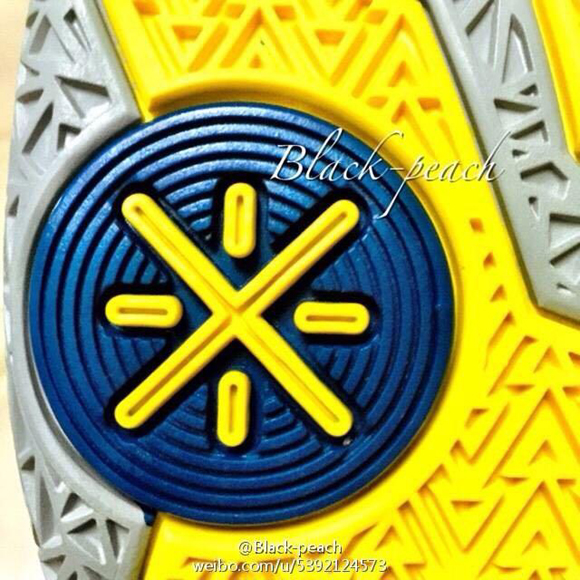 Get a Detailed Look at the Li-Ning Way of Wade 4 in a Marquette Colorway 6